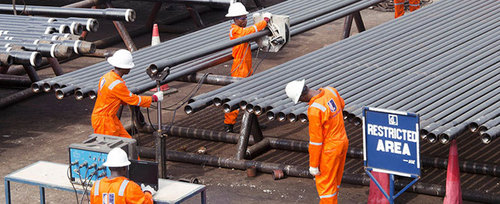 Drill Pipe & Tubing Inspection