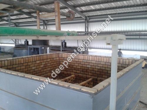 Industrial Brick Lining