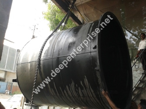 FRP Tank Lining Solution