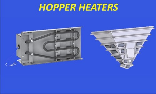 Hopper Surface Heating Systems