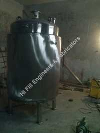 Steam Jacketed Tanks