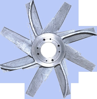Pulper Impeller