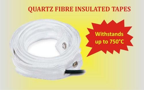 Quartz Fibre Insulated Tapes