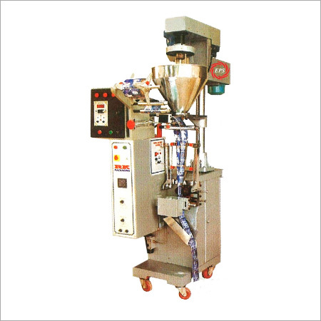 Auger Form Fill Seal Machine