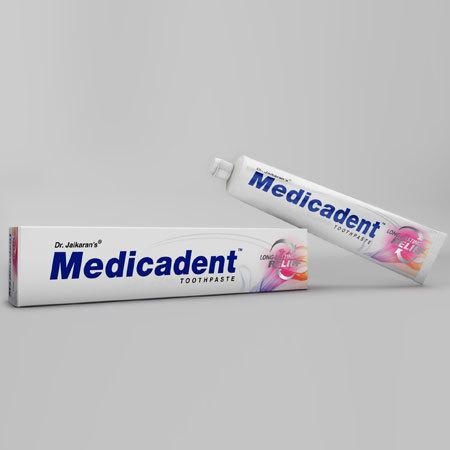 medicadent toothpaste
