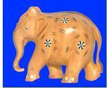 ELEPHANT PLAIN INLAID WITHOUT BASE
