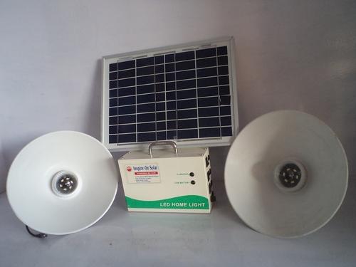 Solar Home light Sysytem