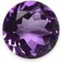Loose Round Amethyst Stone
