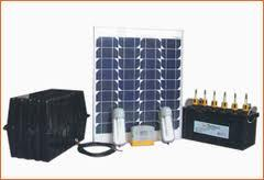 Solar Home light Sysytem