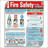 Fire Safety Instruction