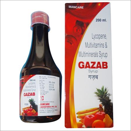 Gajab Syrup