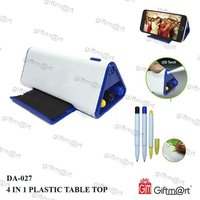 Table Pen Holder 4 in 1