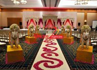 Classical Wedding Stage