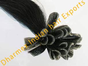 Pre-Bonded U Tip Hair Extensions