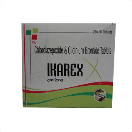 Ikarex Tablets