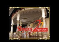 Decorative mandap