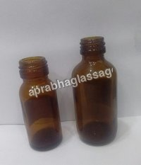 Pharmaceutical Glass Bottles (Amber Color)