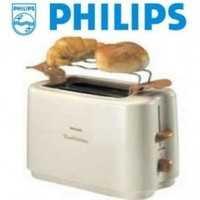 Philips 2 Slice Toaster Bread Bun