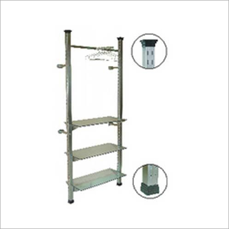 Retail Garment Shelving Solutions  Pole System