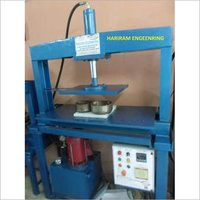 Auto hyd. Paper Plate Making Machine