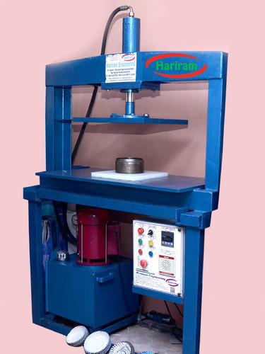 Paper Thali Making Machine