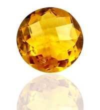 Wholesale Cab Lot Natural Citrine Stone, Gesmstones, Round Brio natural citrine in AAAA color