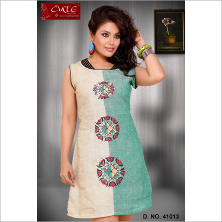 Sheded Kurti