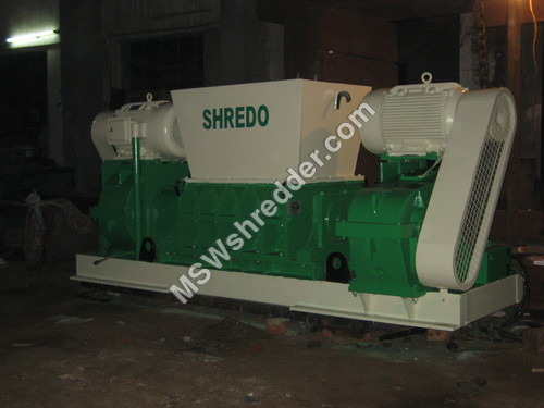 ALUMINIUM SHREDDER