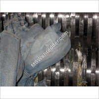Fabric Shredding