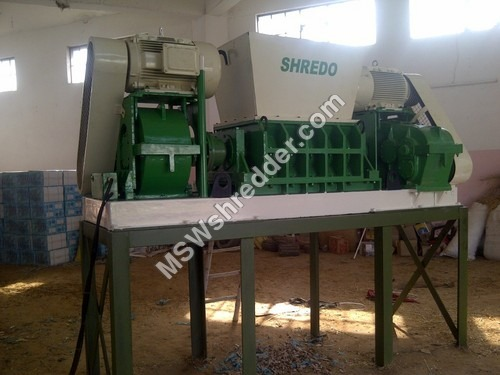 COTTON STRAW SHREDDER