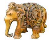 ELEPHANT DEEP BELL CARVEEN FINE