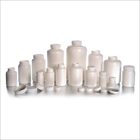 HDPE US FDA Plastic Bottles