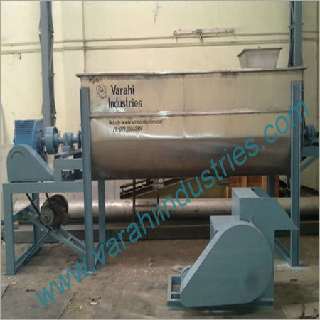 Conical Ribbon Blender