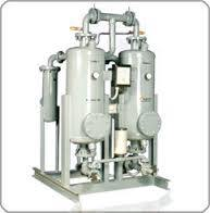 Heatless Compressed Air Dryer