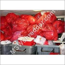 Medical Waste Shredding