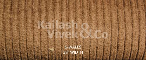 6 Wales Corduroy