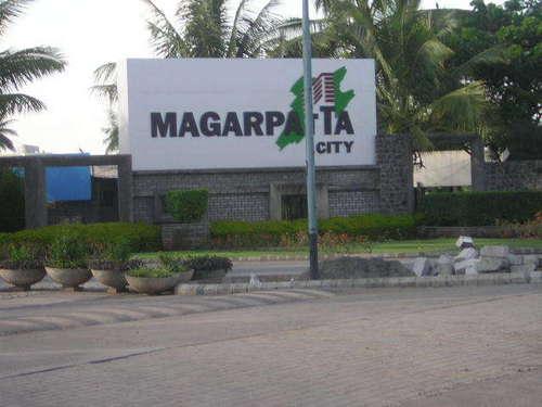 Magarpatta City in Mumbai