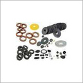 Lathe Cut Rubber Washers
