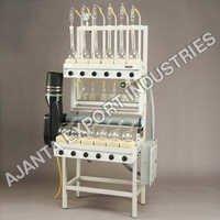 Kjedhal Digestion and Distillation Unit
