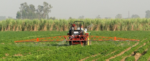 Tractor Drawn Boom Sprayer