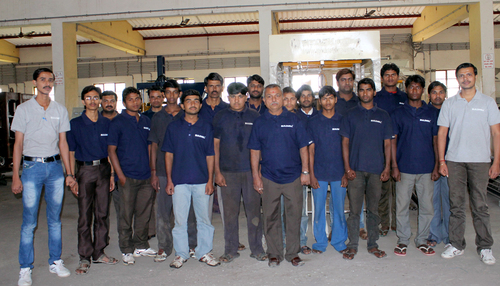 Our BUILDWELL team