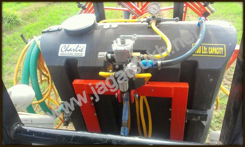 Herbicide Boom Sprayer