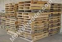 Waste Wood Pallets Shredder