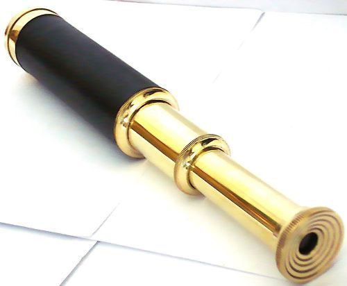 Brass Pocket Telescope