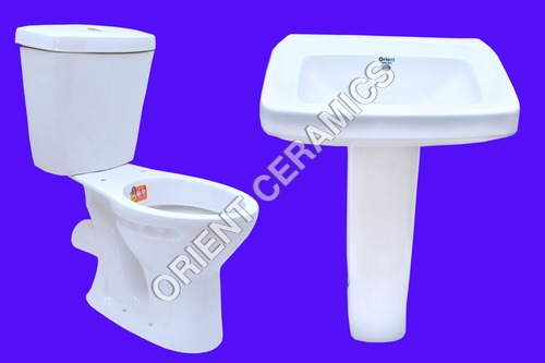 Ceramic Sanitaryware set