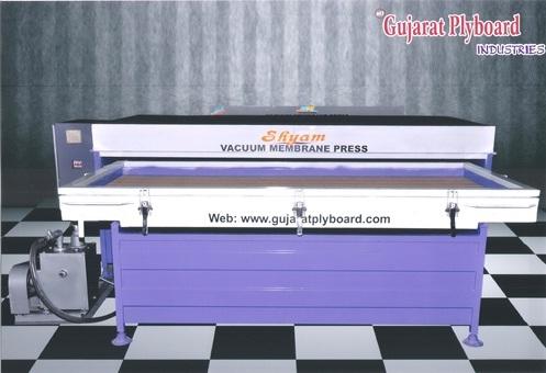Vaccum Membrane Press