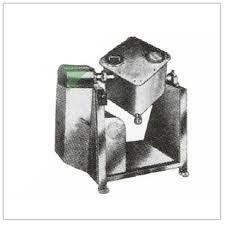 Roto cube blender