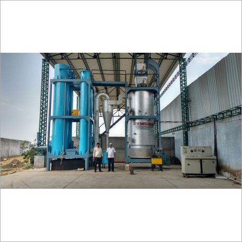 Updraft Multifuel Gasifier Plant