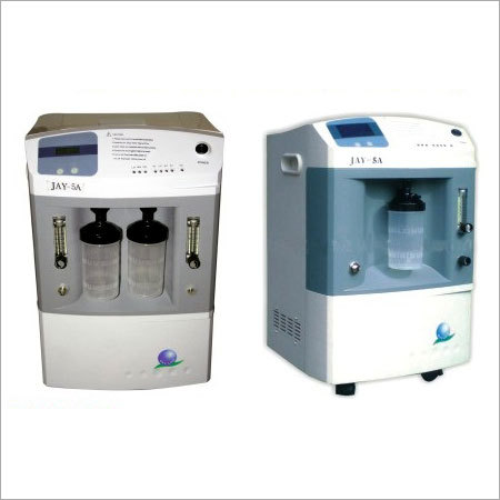 Single Flow Oxygen Concentrator