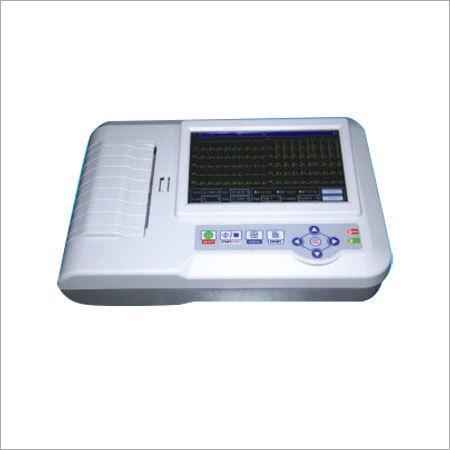 Digital 6 Channel ECG Equipment